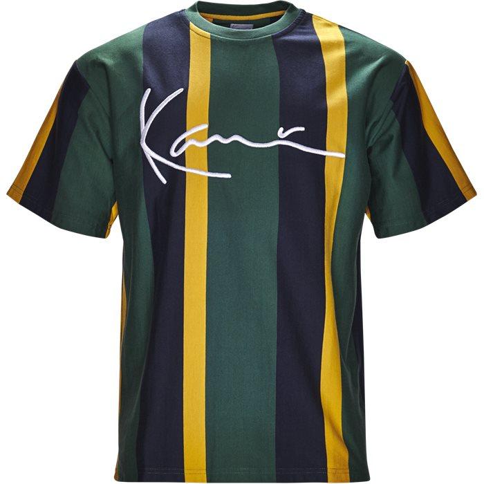 College 6038810 T-shirt - T-shirts - Regular - Grøn