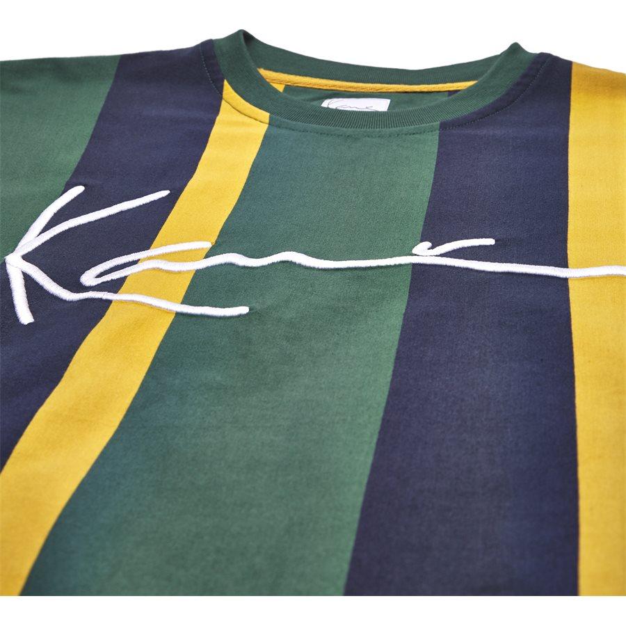 6038810 COLLEGE - College 6038810 T-shirt - T-shirts - Regular - GRØN - 3