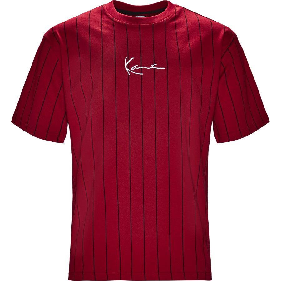 6038814 PIN STRIPE - Pin Stripe 6038814 T-Shirt - T-shirts - Regular - RØD - 1