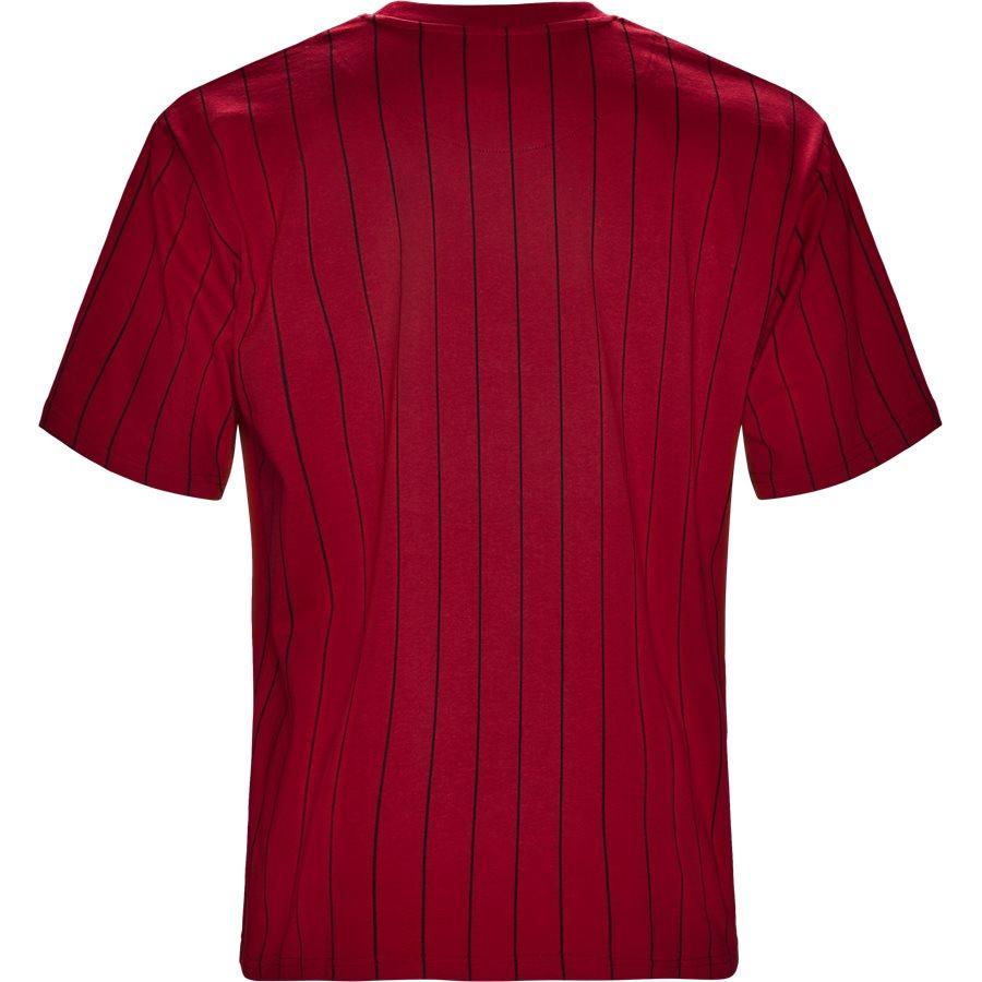 6038814 PIN STRIPE - Pin Stripe 6038814 T-Shirt - T-shirts - Regular - RØD - 2
