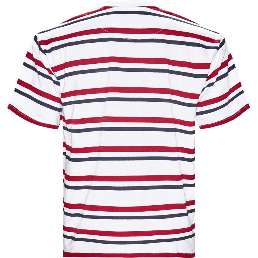 6038811 KK STRIPES - KK Stripes 6038811 T-shirt - T-shirts - Regular - HVID - 2