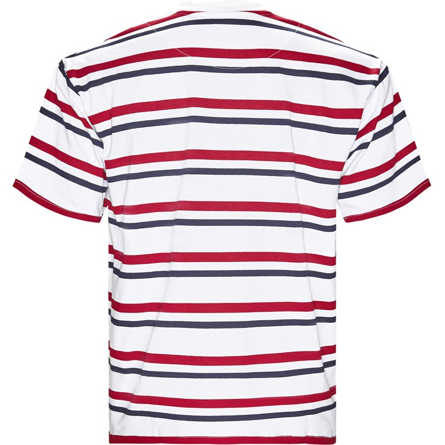 6038811 KK STRIPES - KK Stripes 6038811 T-shirt - T-shirts - Regular - HVID - 2