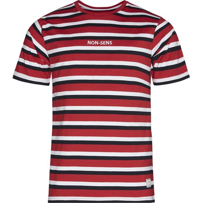 Colorado - T-shirts - Regular fit - Rød
