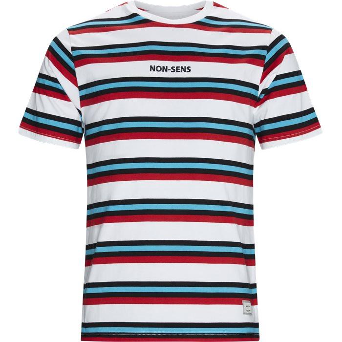 T-shirts - Regular fit - Turkos