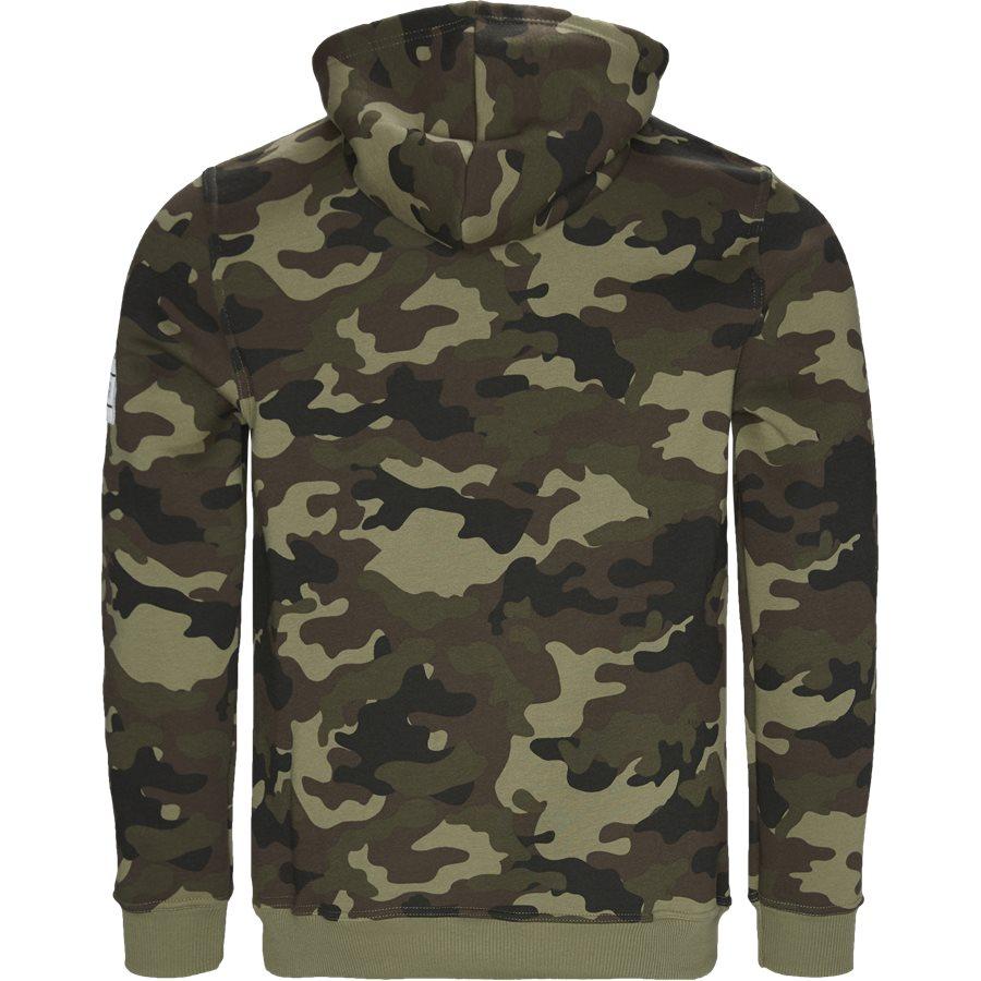 MORZINE - Morzine - Sweatshirts - Regular - ARMY/CAMO - 2