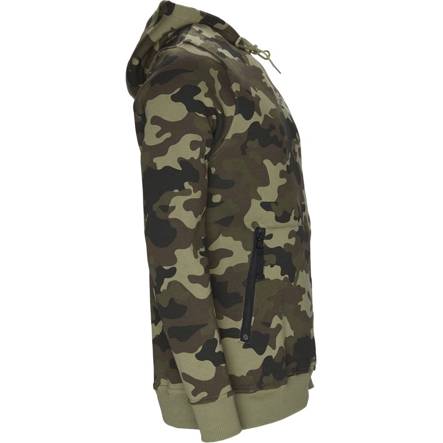 MORZINE - Morzine - Sweatshirts - Regular - ARMY/CAMO - 4