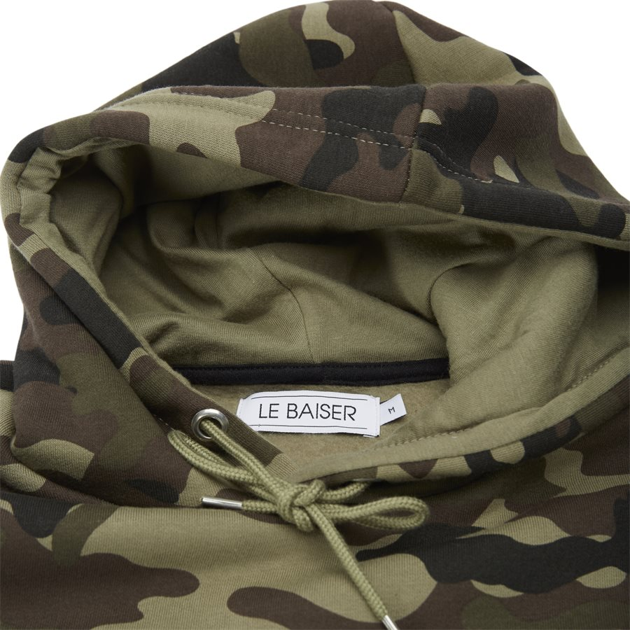 MORZINE - Morzine - Sweatshirts - Regular - ARMY/CAMO - 5