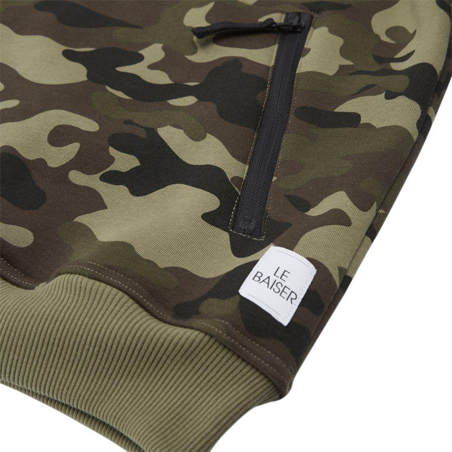 MORZINE - Morzine - Sweatshirts - Regular - ARMY/CAMO - 7