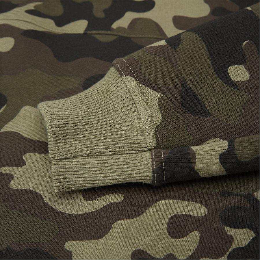 MORZINE - Morzine - Sweatshirts - Regular - ARMY/CAMO - 8