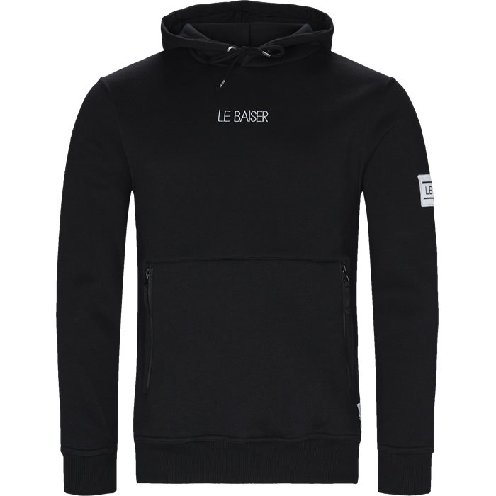 Sweatshirts - Regular fit - Svart