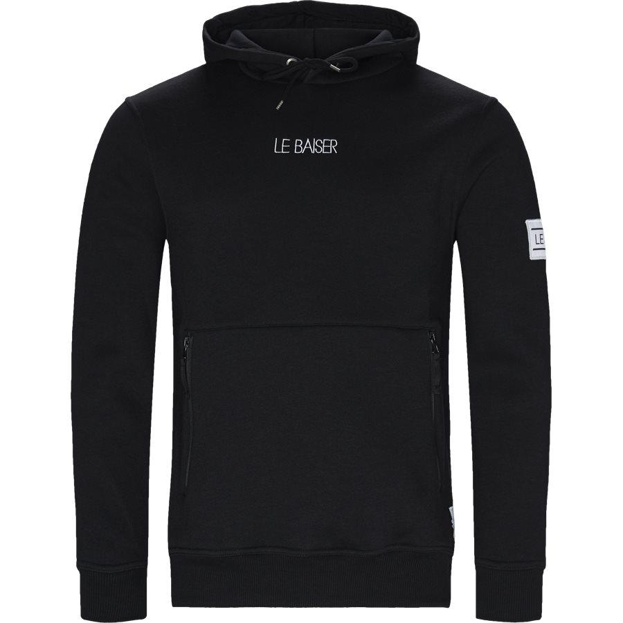 MORZINE - Sweatshirts - BLACK - 1