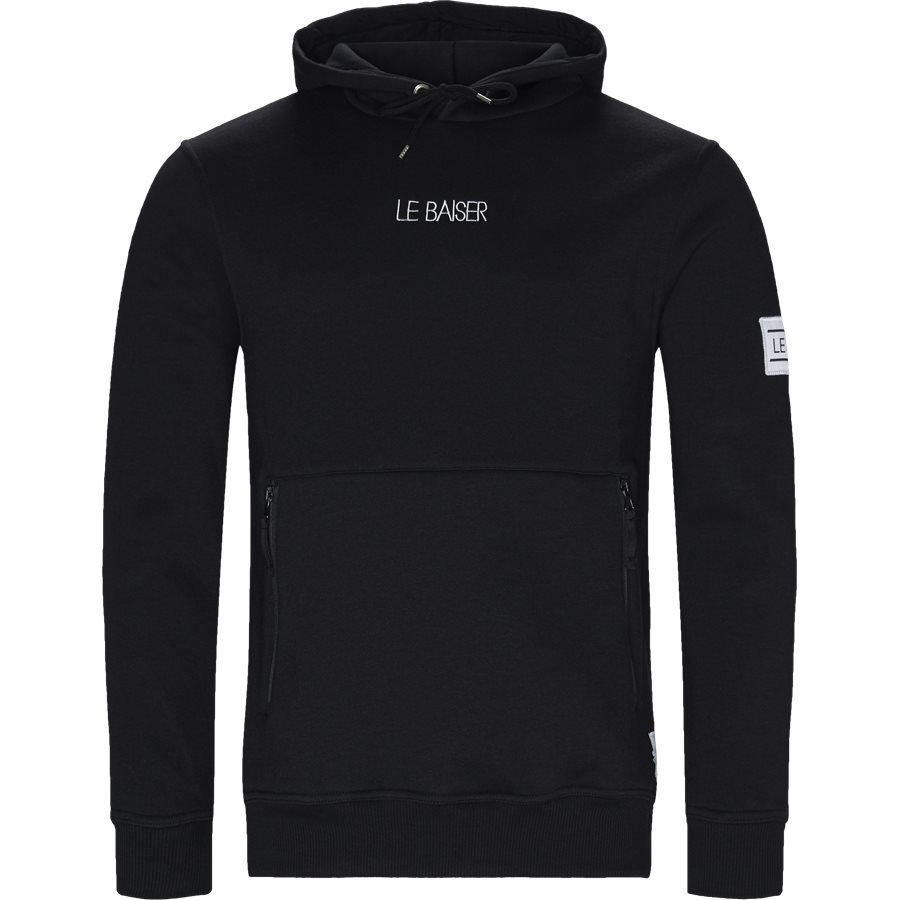 MORZINE - Morzine - Sweatshirts - Regular - BLACK - 1