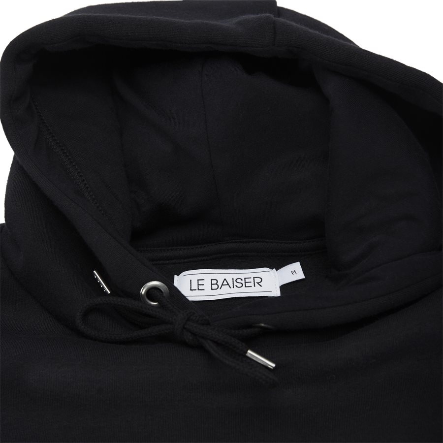 MORZINE - Sweatshirts - BLACK - 2