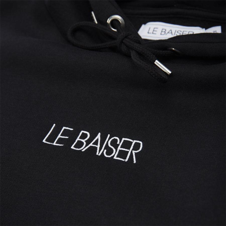 MORZINE - Sweatshirts - BLACK - 3