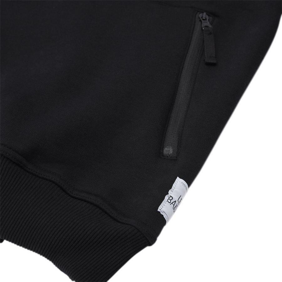 MORZINE - Sweatshirts - BLACK - 4