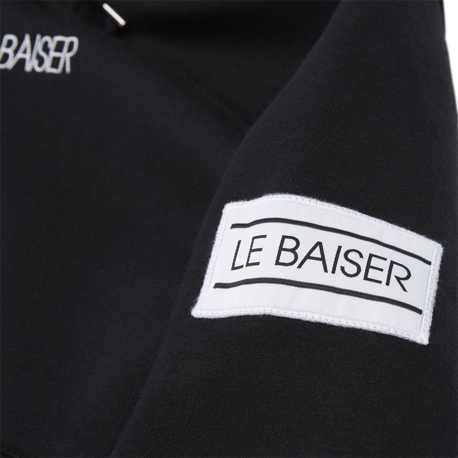 MORZINE - Sweatshirts - BLACK - 5