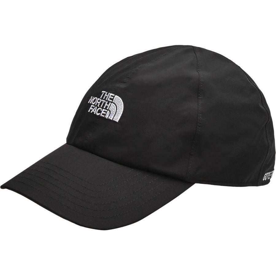 GORE HAT T0A0BMKY4 - GORE HAT - Caps - SORT - 1