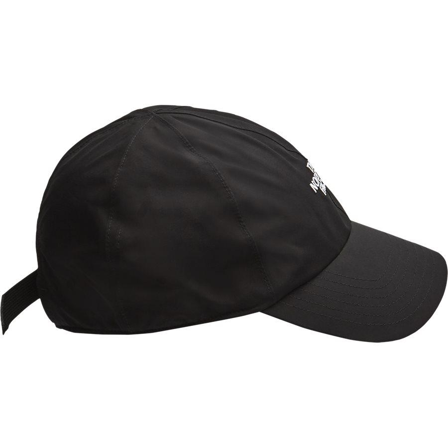 GORE HAT T0A0BMKY4 - GORE HAT - Caps - SORT - 4