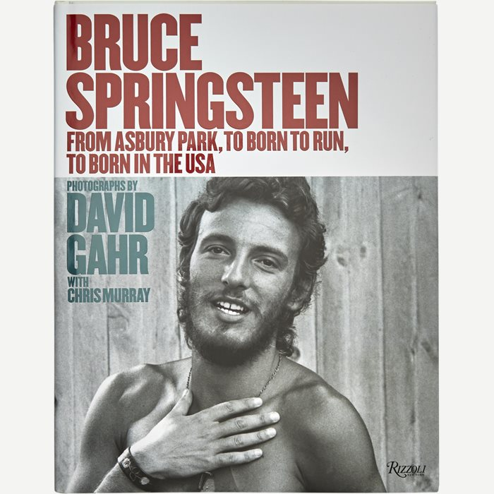 Bruce Springsteen - Accessories - Hvid