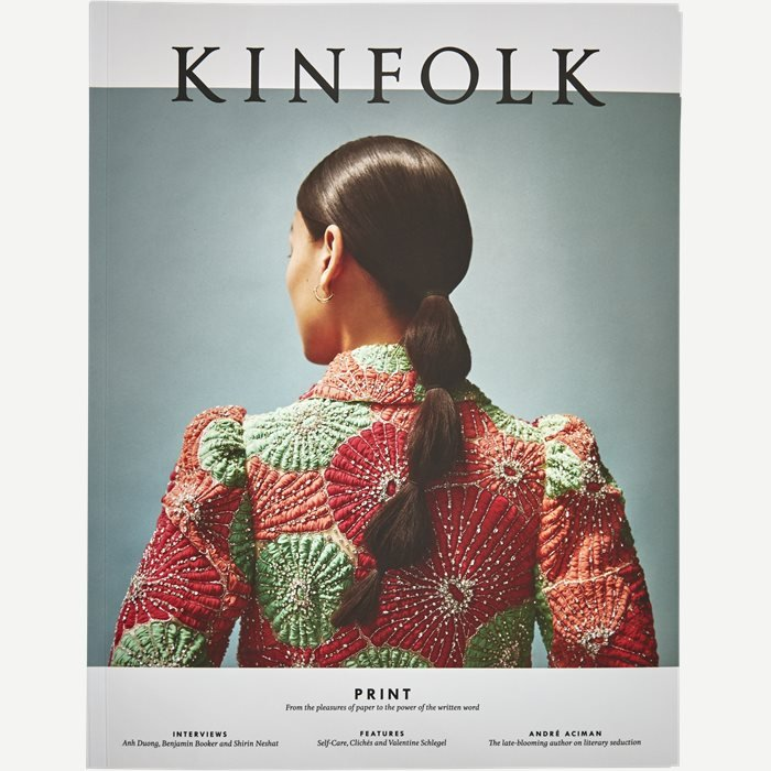 Kinfolk Vol. 29 - Accessories - Hvid
