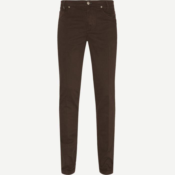 Jeans - Slim - Brun