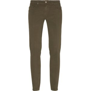 Trouser Slim | Trouser | Army