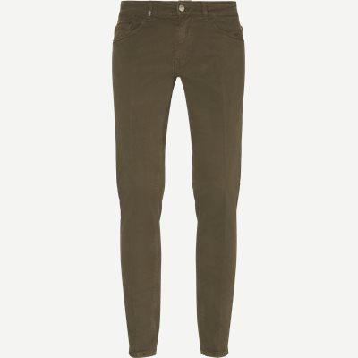 Trouser Slim | Trouser | Army
