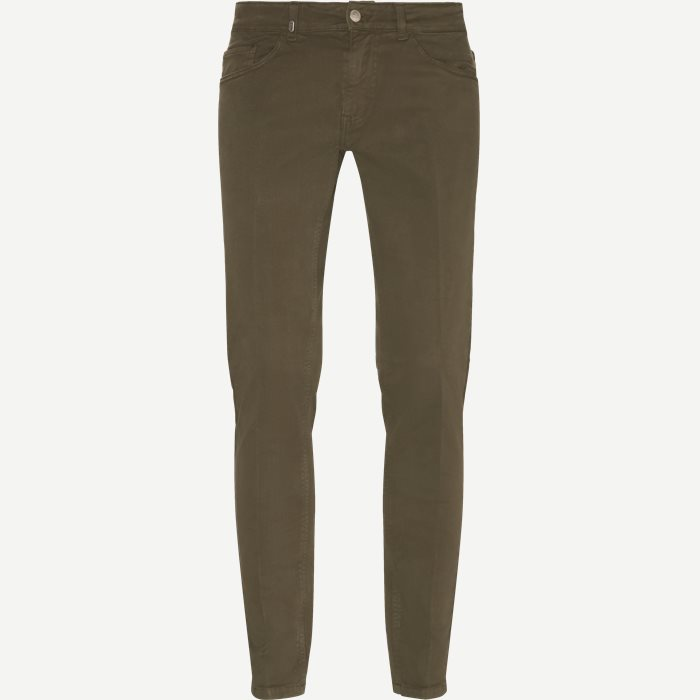 Trouser - Jeans - Slim - Army