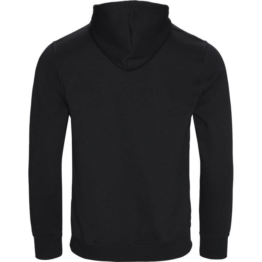 DETROIT - Detroit Sweat - Sweatshirts - Regular - BLACK/STRIB - 2