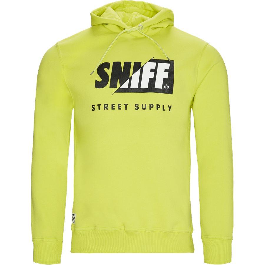 DETROIT - Detroit Sweat - Sweatshirts - Regular - LIME - 1