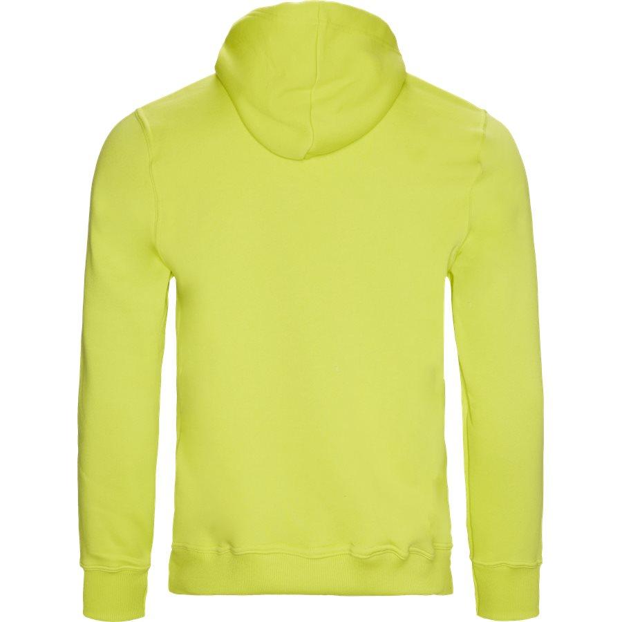 DETROIT - Detroit Sweat - Sweatshirts - Regular - LIME - 2
