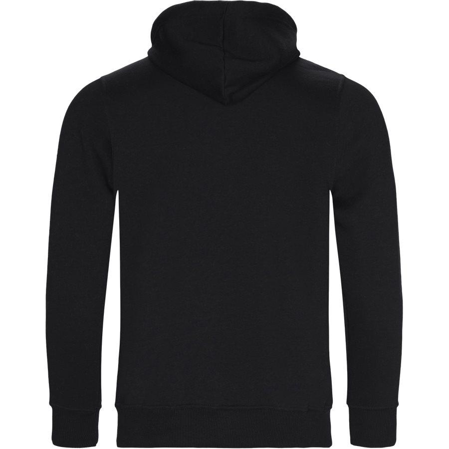 DETROIT - Detroit Sweat - Sweatshirts - Regular - SORT - 2