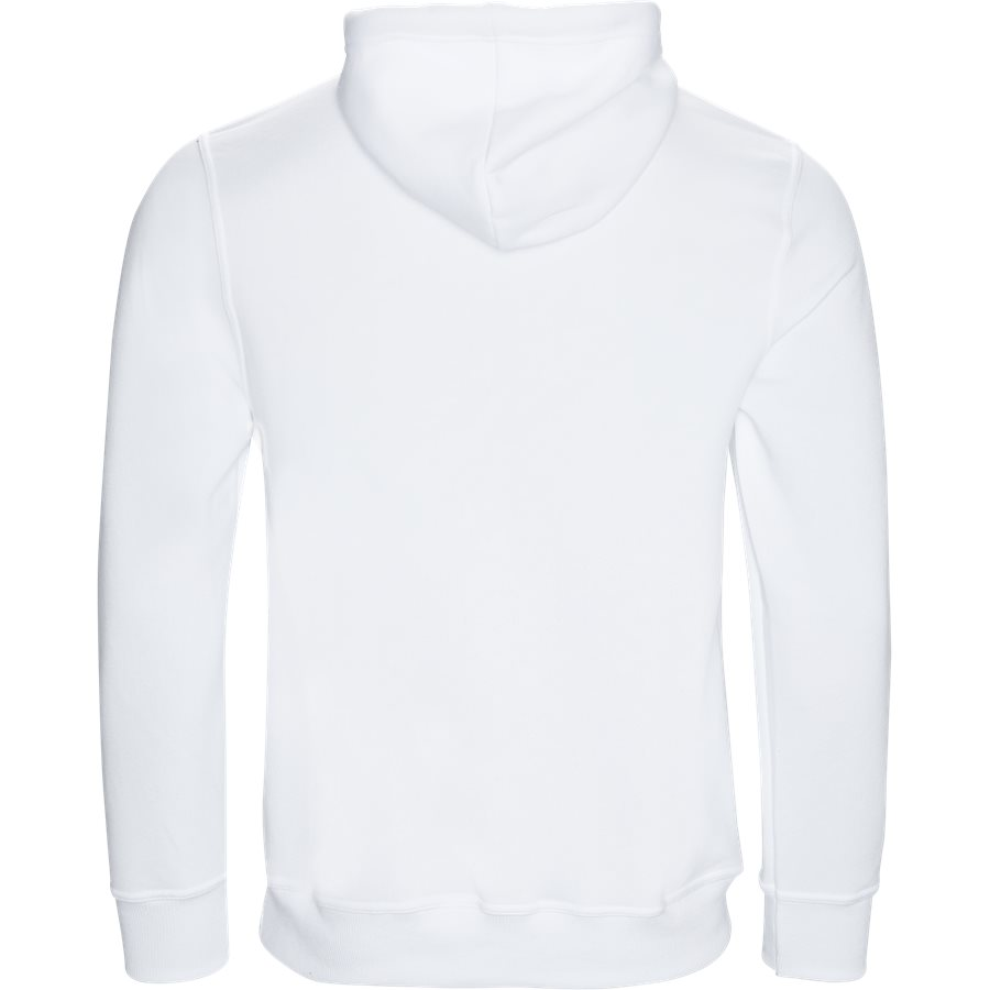 DETROIT - Detroit Sweat - Sweatshirts - Regular - WHITE - 2