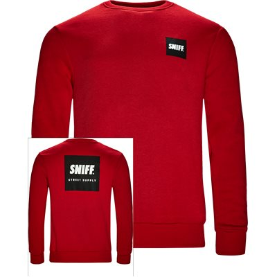 Regular | Sweatshirts | Red