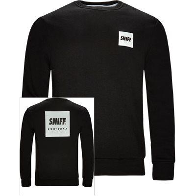 Regular | Sweatshirts | Black