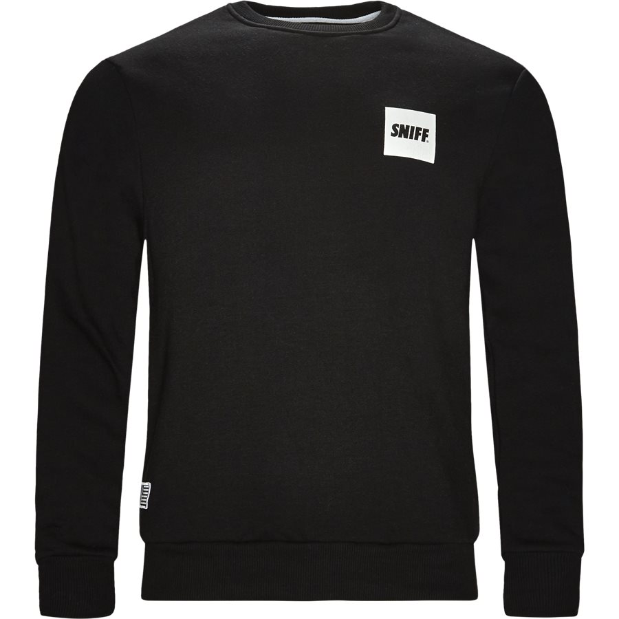 COLUMBUS - Columbus Sweatshirt - Sweatshirts - Regular - SORT - 2