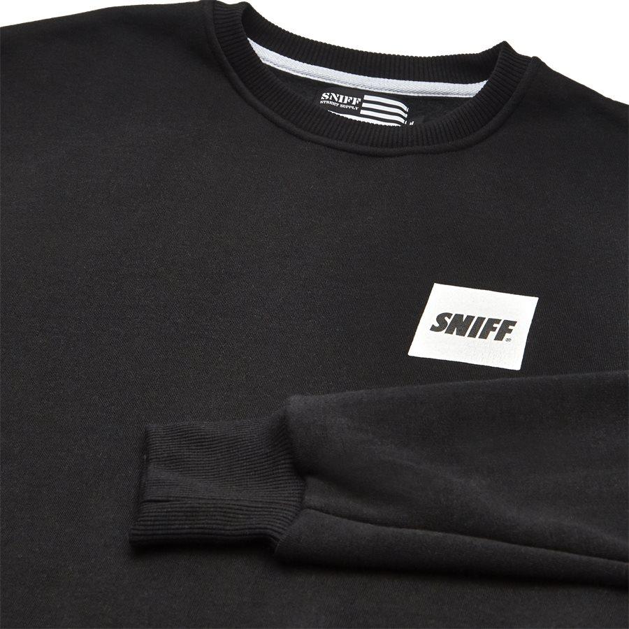 COLUMBUS - Columbus Sweatshirt - Sweatshirts - Regular - SORT - 4