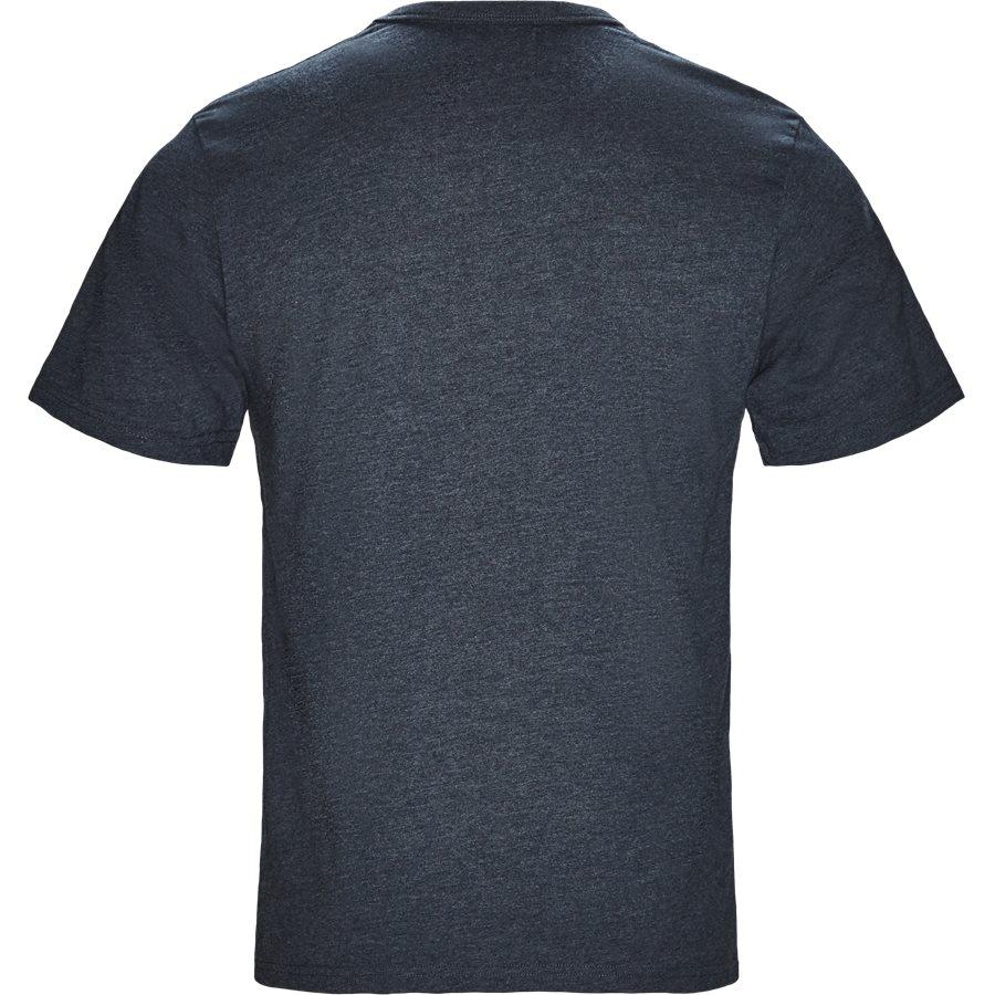 BOSTON - Boston T-shirt - T-shirts - Regular - DENIM - 2