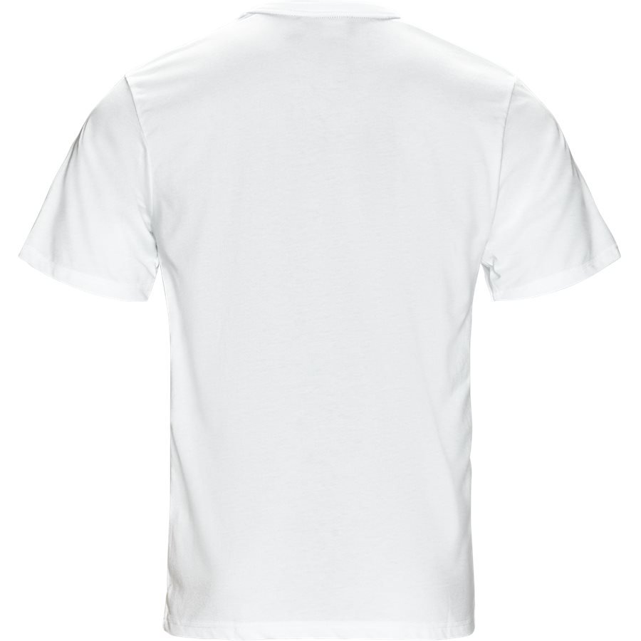 BOSTON - Boston T-shirt - T-shirts - Regular - HVID/SORT - 2