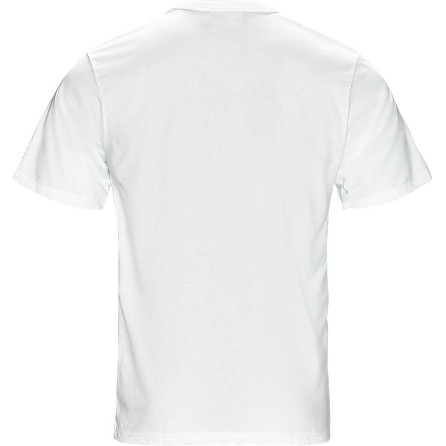 BOSTON - Boston T-shirt - T-shirts - Regular - HVID - 2