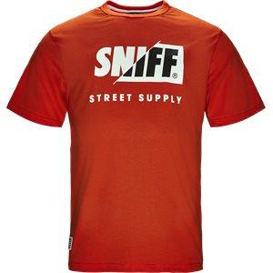 Boston T-shirt Regular | Boston T-shirt | Orange