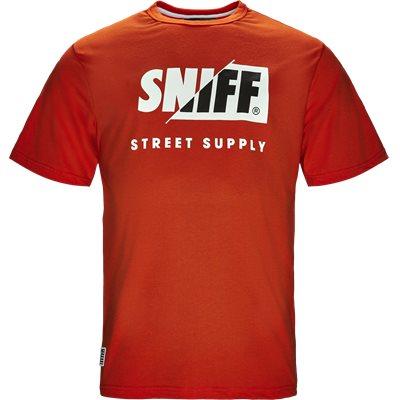 Boston T-shirt Regular   Boston T-shirt   Orange