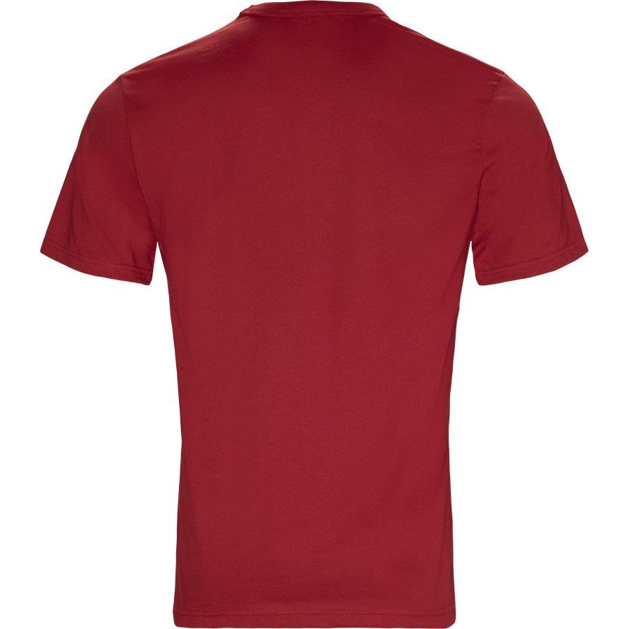 BOSTON - Boston T-shirt - T-shirts - Regular - RØD - 2
