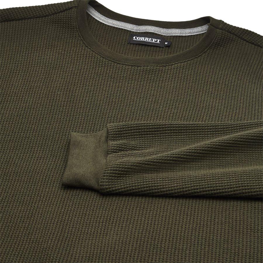 BRISBANE - Brisbane - T-shirts - Regular - ARMY - 3