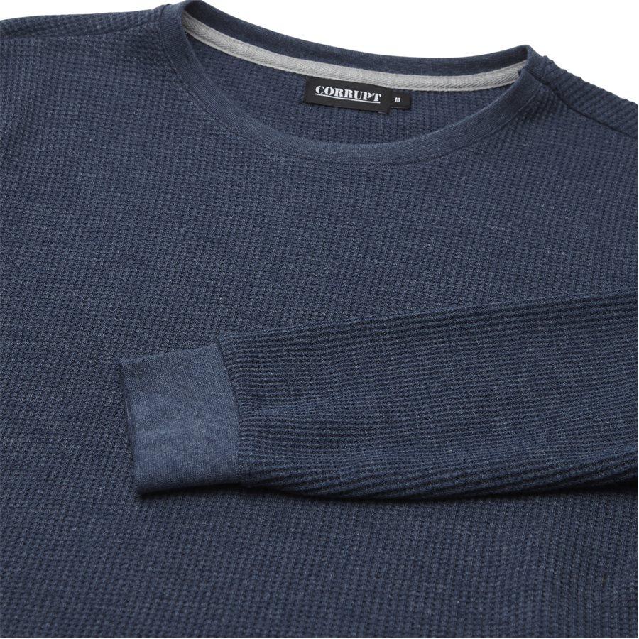 BRISBANE - Brisbane - T-shirts - Regular - DENIM - 3