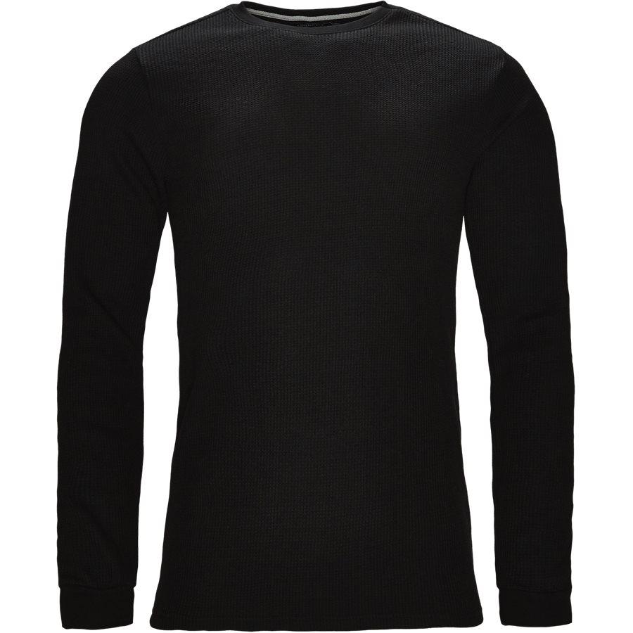 BRISBANE - Brisbane - T-shirts - Regular - SORT - 1