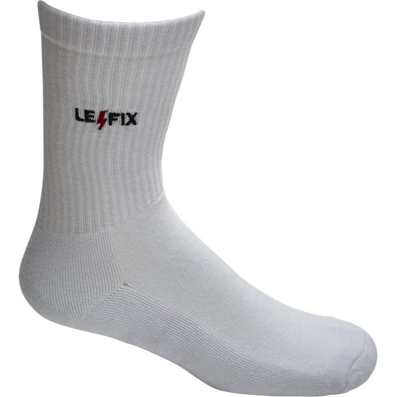 Le fix lf tennis socks hvid fra le fix på quint.dk