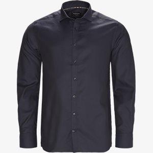 Yaya Skjorte Modern fit | Yaya Skjorte | Blå