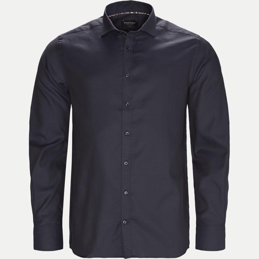 YAYA - Yaya Skjorte - Skjorter - Modern fit - NAVY - 1