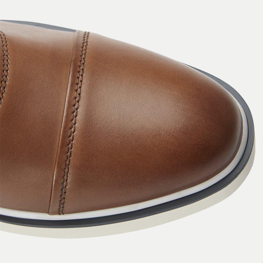 1207 - Shoes - COGNAC - 4
